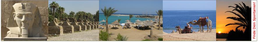 Willkommen auf der Ägypten-Webseite von ihr-ferienpartner.de (Reisebüro Selzer)