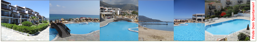 Willkommen auf der Alexander Beach-Webseite von ihr-ferienpartner.de (Reisebüro Selzer)