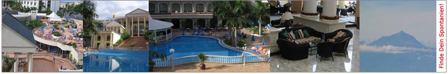 Hotel Bahia Princess auf Teneriffa billig buchen
