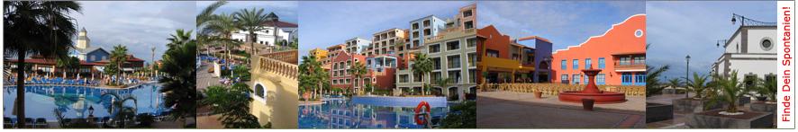 Willkommen auf der Bahia Principe Costa Adeje & Tenerife Resort-Webseite von ihr-ferienpartner.de (Reisebüro Selzer)
