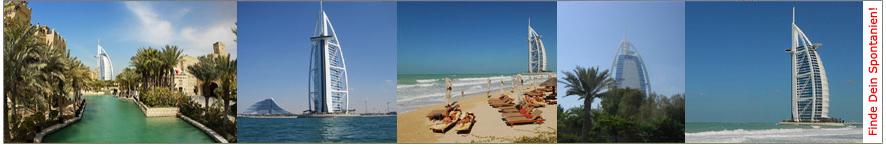 Willkommen auf der Burj Al Arab-Webseite von ihr-ferienpartner.de (Reisebüro Selzer)