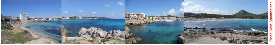 Willkommen auf der Cala Ratjada-Webseite von ihr-ferienpartner.de (Reisebüro Selzer)