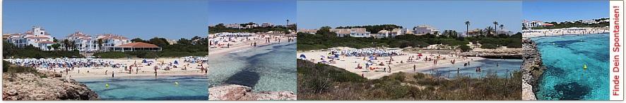 Willkommen auf der Carema Beach Menorca-Webseite von ihr-ferienpartner.de (Reisebüro Selzer)