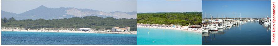 Willkommen auf der Colonia Sant Jordi-Webseite von ihr-ferienpartner.de (Reisebüro Selzer)