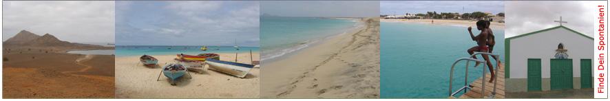 Willkommen auf der Kapverdische Inseln-Webseite (Insel Sal & Boavista) von ihr-ferienpartner.de (Reisebüro Selzer)