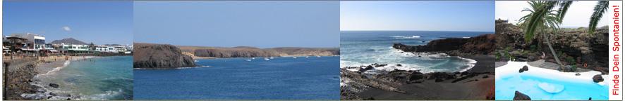 Willkommen auf der Lanzarote-Webseite von ihr-ferienpartner.de (Reisebüro Selzer)