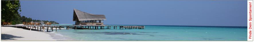 Willkommen auf der Malediven-Webseite von ihr-ferienpartner.de (Reisebüro Selzer)