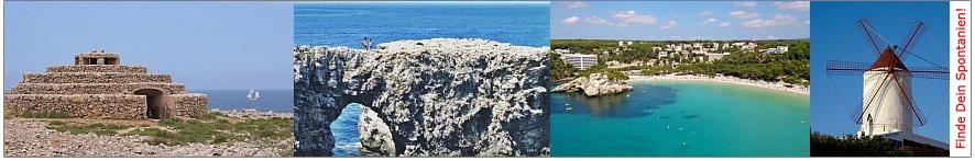 Menorca Urlaub billig buchen