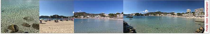Willkommen auf der Paguera-Webseite von ihr-ferienpartner.de (Reisebüro Selzer)