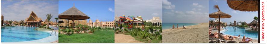 Willkommen auf der Riu Funana & Cabo Verde-Webseite von ihr-ferienpartner.de (Reisebüro Selzer)
