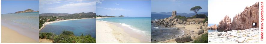 Sardinien Reisen billig buchen