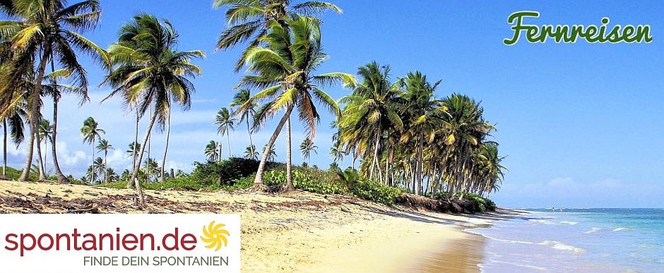 Fernreisen, u.a Mexiko & Karibik