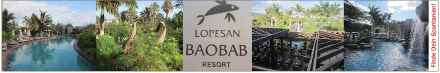 Lopesan Baobab Resort billig buchen