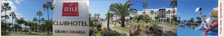 Riu Gran Canaria billig buchen