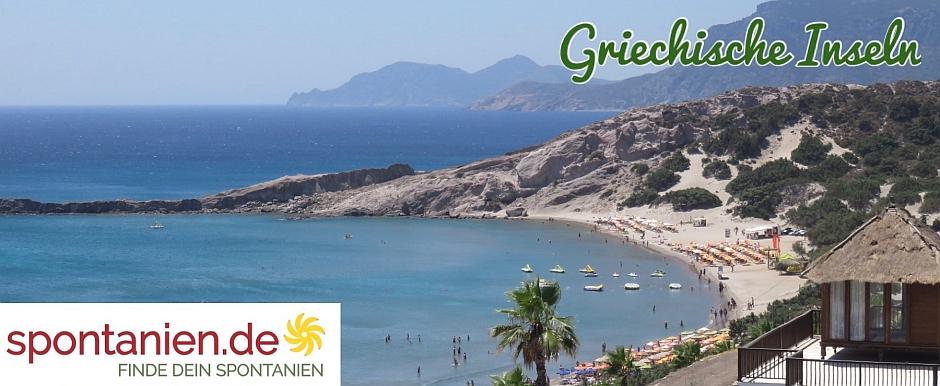 Griechische Inseln