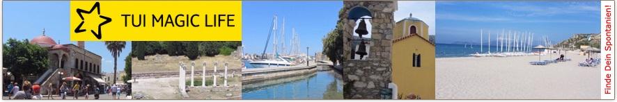 Willkommen auf der MAGIC LIFE Marmari Palace-Webseite von ihr-ferienpartner.de (Reisebüro Selzer)
