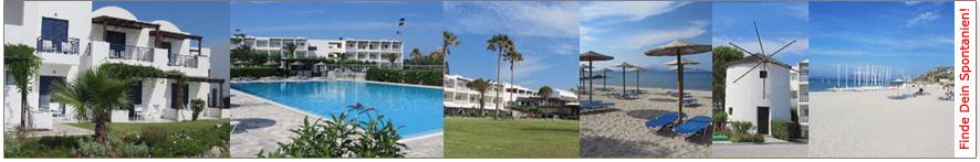 Willkommen auf der Atlantica Beach Resort Kos-Webseite von ihr-ferienpartner.de (Reisebüro Selzer)