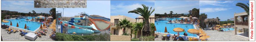 Willkommen auf der Atlantica Porto Bello Beach Kos-Webseite von ihr-ferienpartner.de (Reisebüro Selzer)
