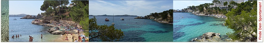 Willkommen auf der Cala Fornells-Webseite von ihr-ferienpartner.de (Reisebüro Selzer)