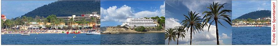 Willkommen auf der Santa Ponsa-Webseite von ihr-ferienpartner.de (Reisebüro Selzer)