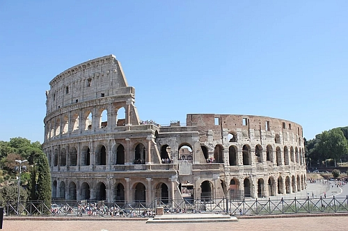 Rom Reisen