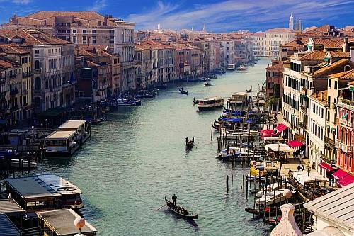 Venedig Reisen