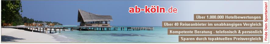 Reisen ab Flughafen Köln-Bonn nach Mallorca, Ibiza, Gran Canaria, Kreta und vieles mehr.