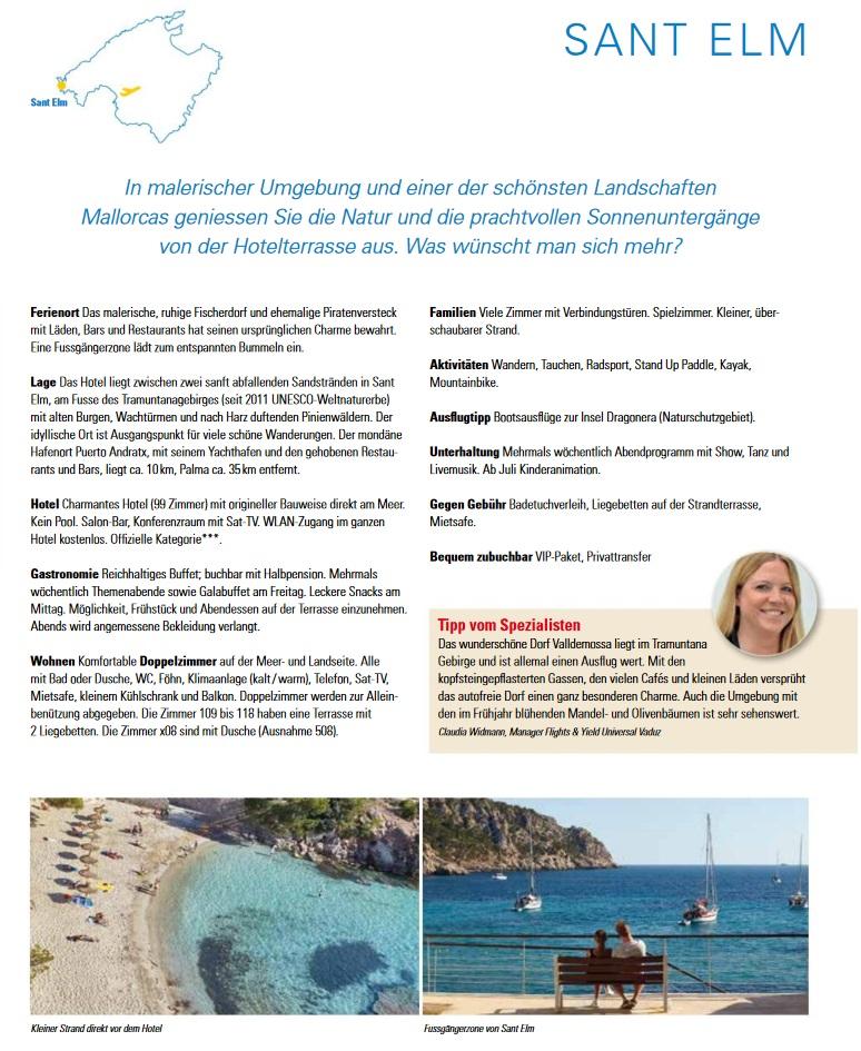 Hotel Aquamarin Beschreibung und Bilder