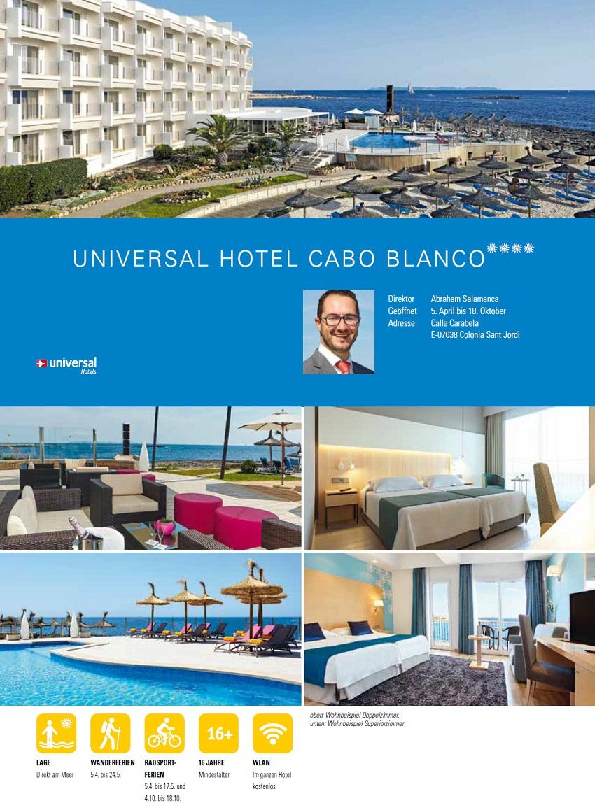 Hotel Cabo Blanco Bilder und Fakten