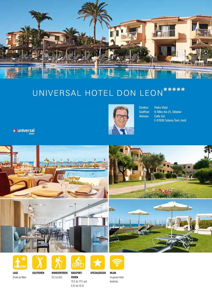Hotel Don Leon Beschreibung