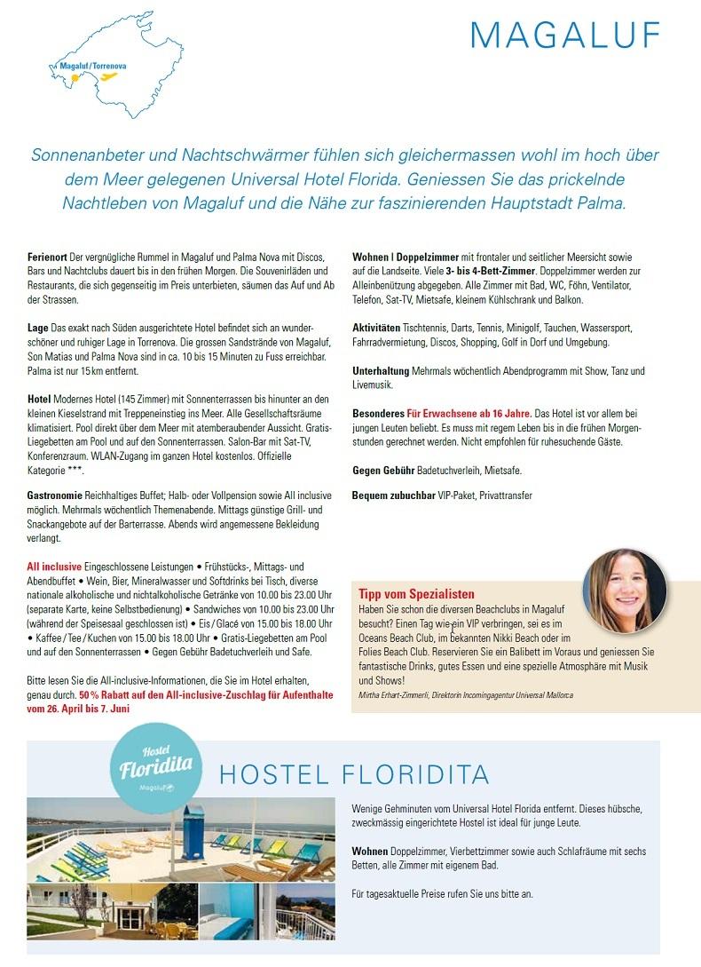 Hotel Florida Tipps und Bilder