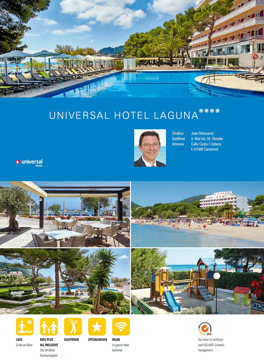 Hotel Laguna Fakten & Bilder