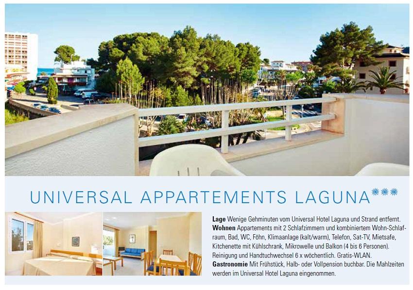 Universal Appartments Laguna
