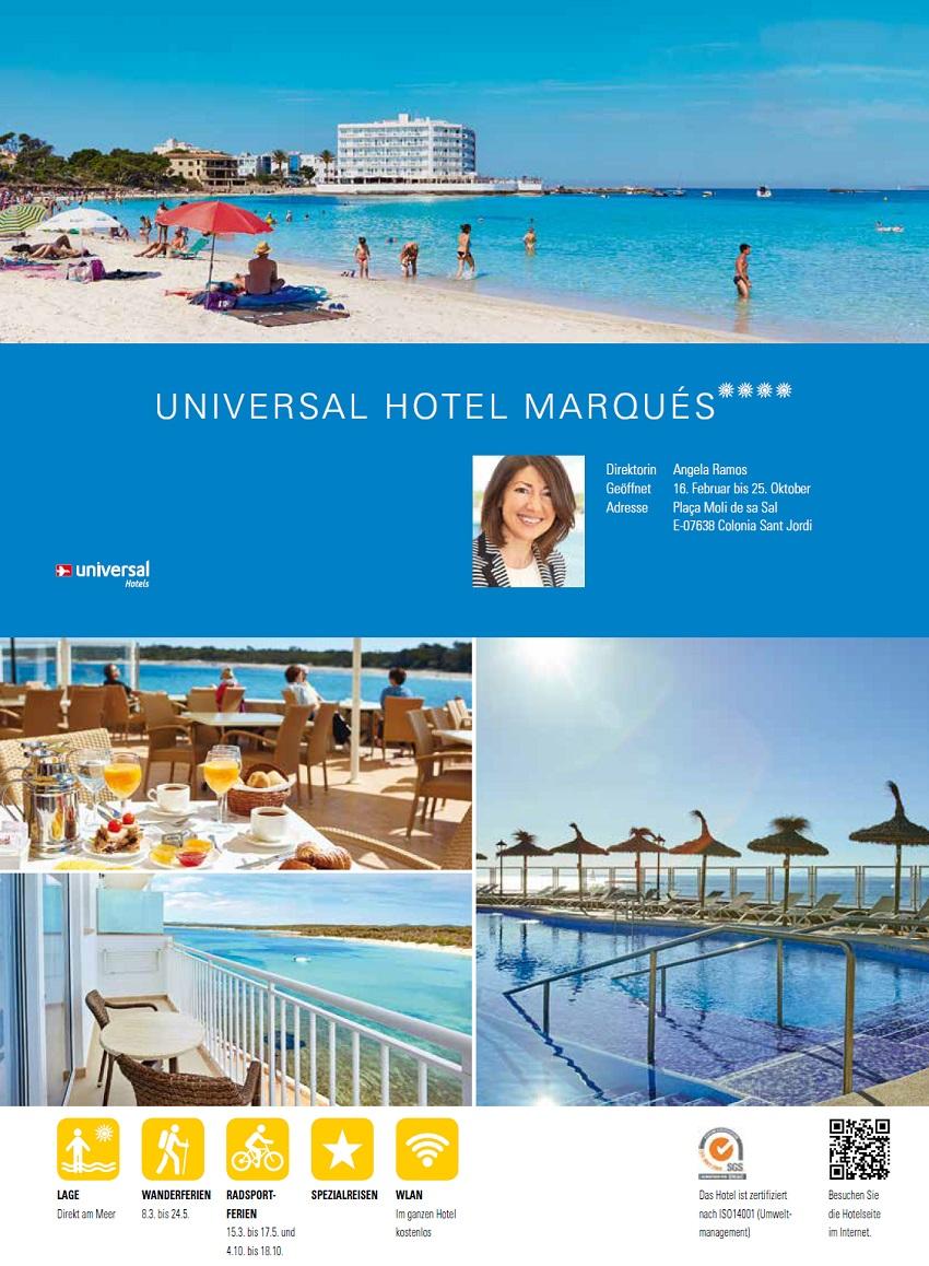 Hotel Marques Beschreibung