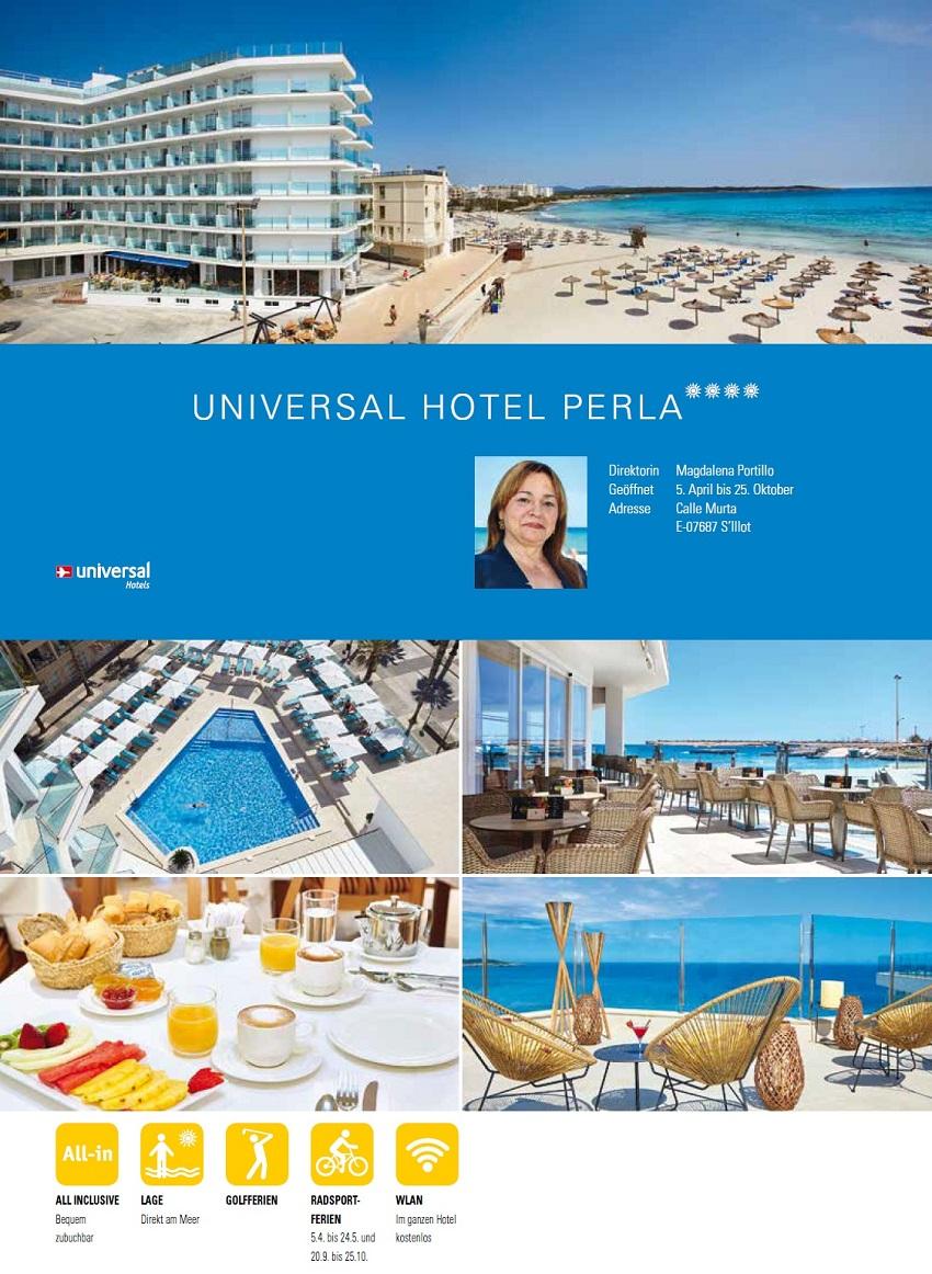 Hotel Perla Fakten & Bilder